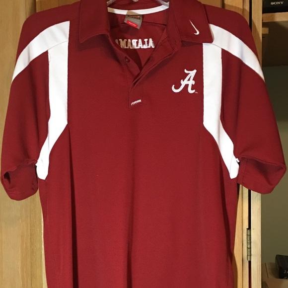 Nike Other - Alabama Coach's shirt